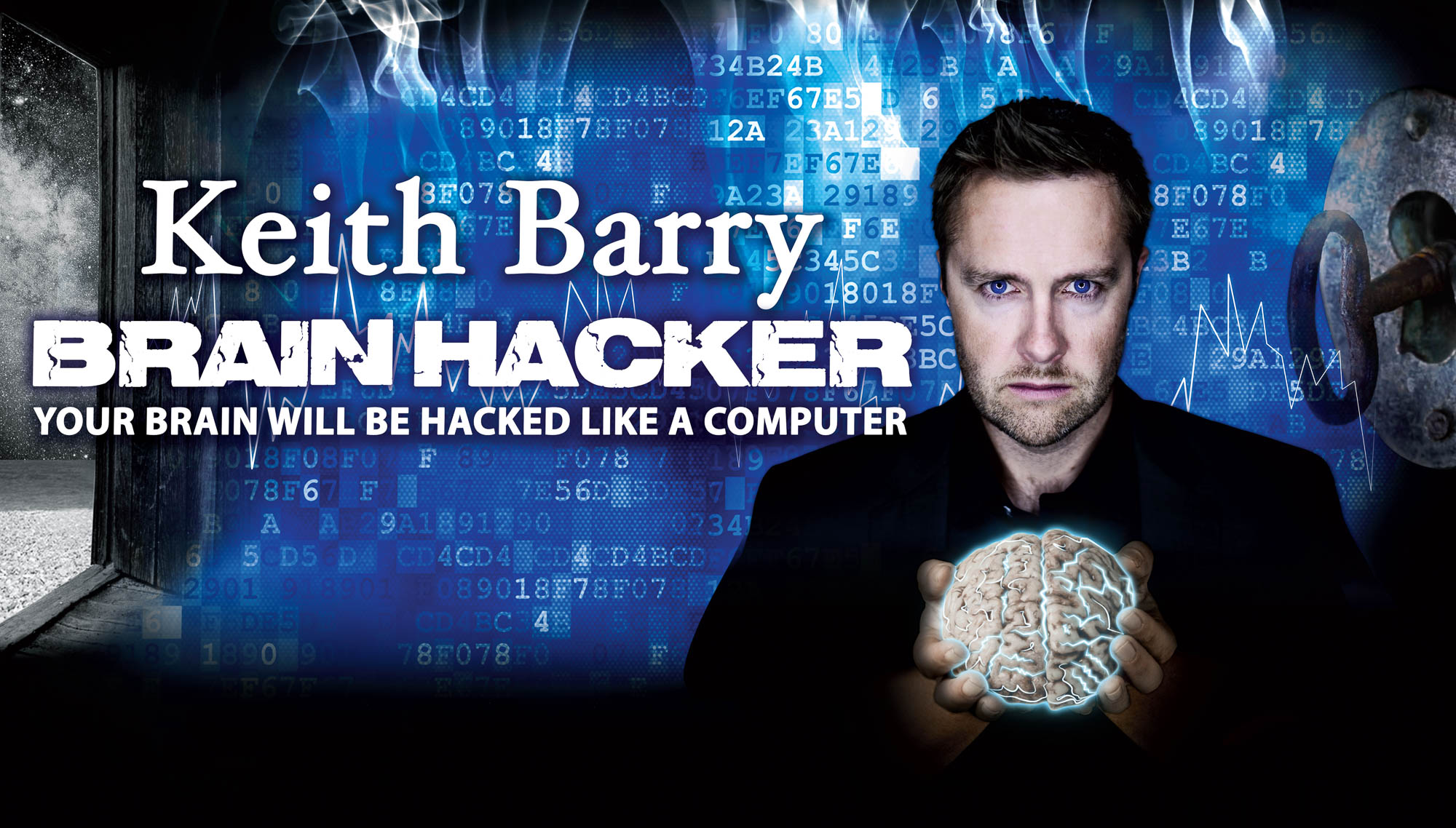 Keith Barry - Brain Hacker