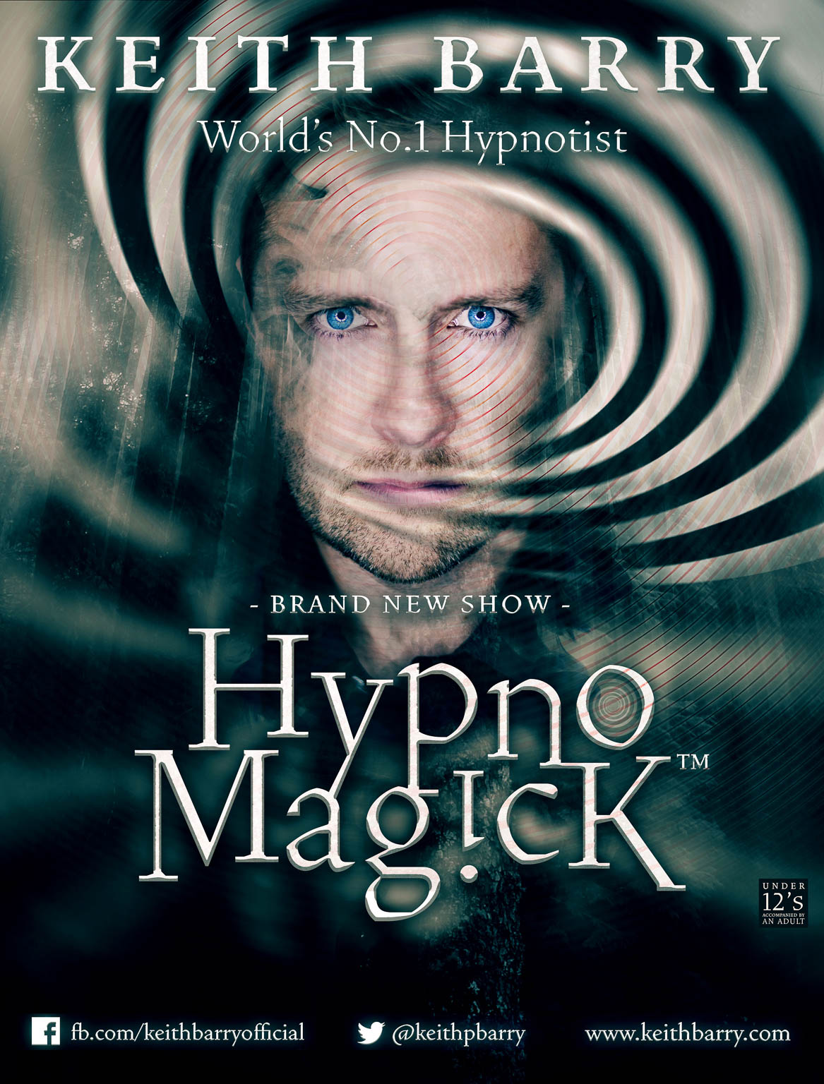 Keith Barry - Hypno Magick