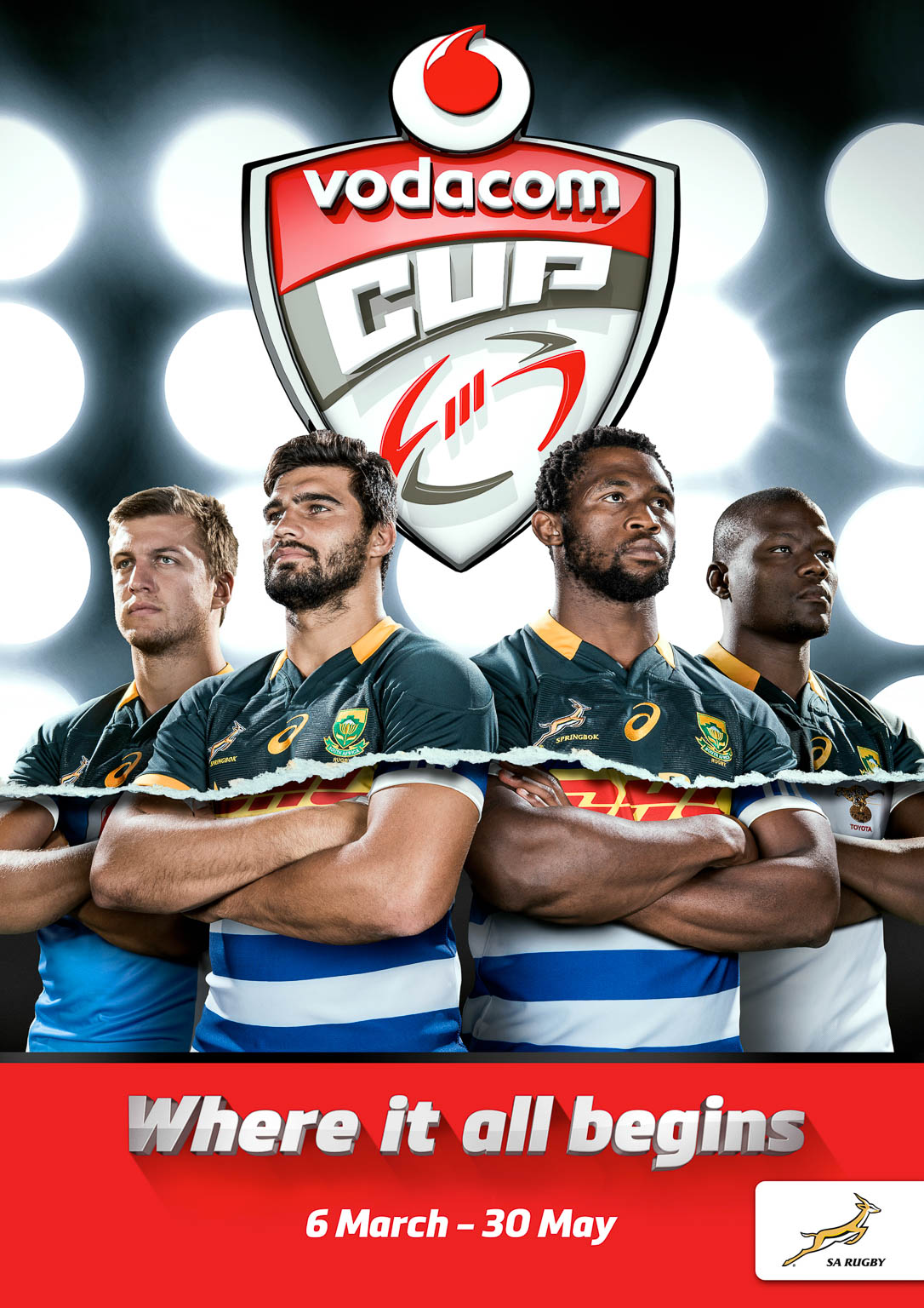 Vodacom Cup - Where It All Begins